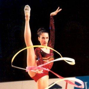 Olena Vitrychenko ribbon