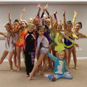 Vitrychenko Academy Gymnasts