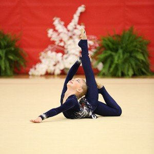 Aurora floor exercise