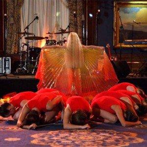 Firebird gala performance