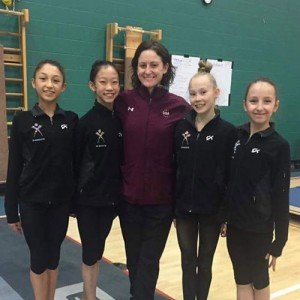 Elite Gymnastics Squad 2016