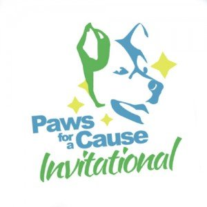 Paws for a Cause Invitational rhythmic gymnastics competition